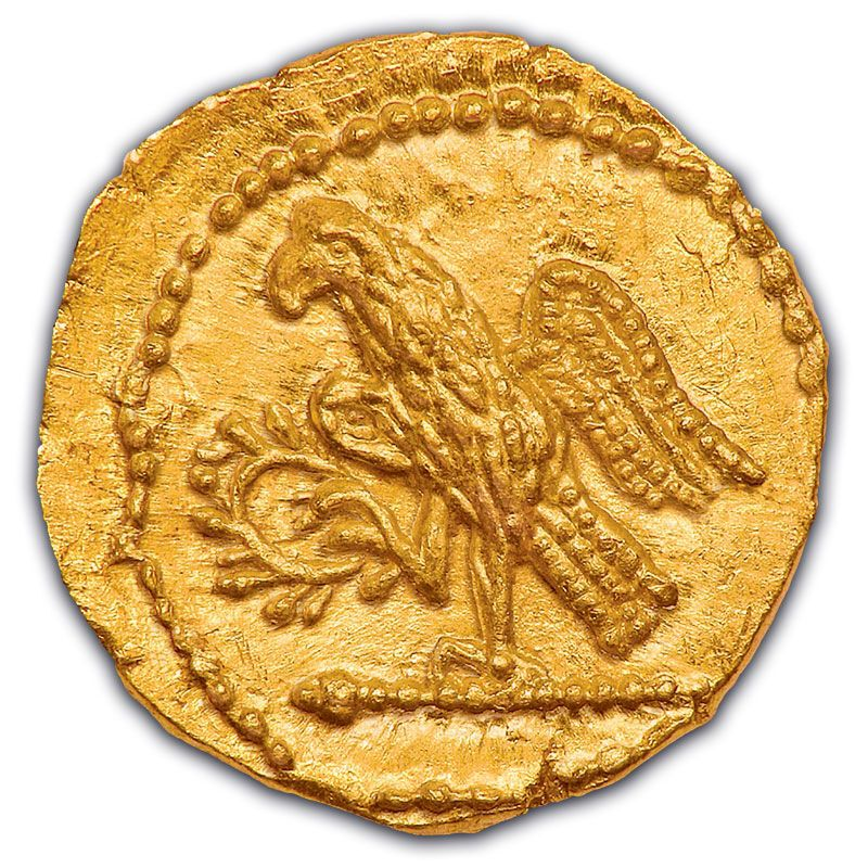 The Mysterious Gold Stater Coin from the First Century BC GAC 2