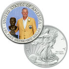 The Brett Favre Milestones Commemorative Coin Collection BF4 1