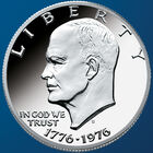 The Complete Eisenhower Dollar Collection IKA 1