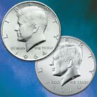 The John F Kennedy Uncirculated US Half Dollar Collection JK2 1