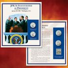 John F Kennedy Uncirculated US Half Dollar Collection JFN 1