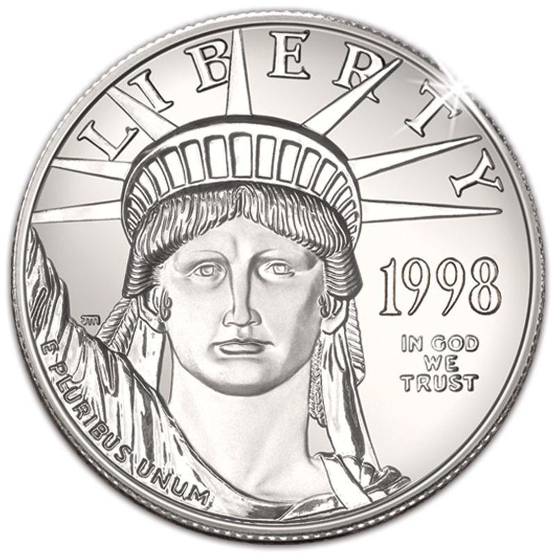 The American Eagle Precious Metal Collection PGS 5