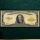 Americas Only Large Size 10 Gold Certificate LGC 1