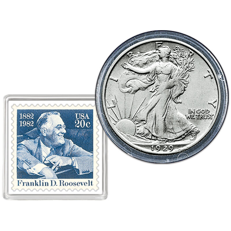 The Complete Walking Liberty Silver Half Dollar Collection WLS 3