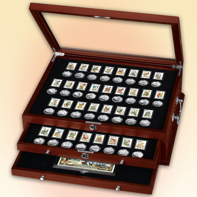 The 50 State Proof Quarters Collection STB 1