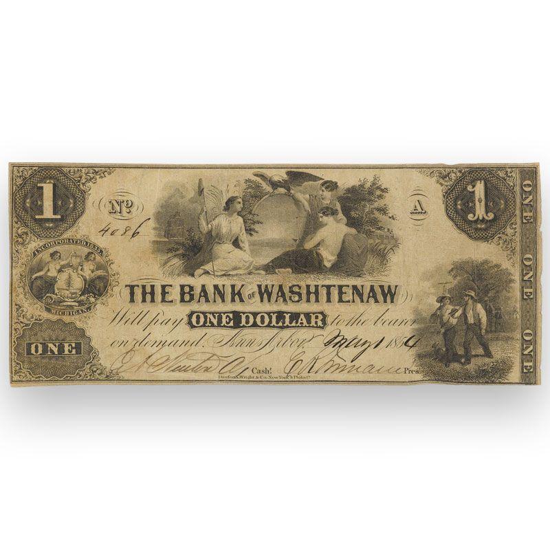 19th Century Obsolete Currency OCB 4