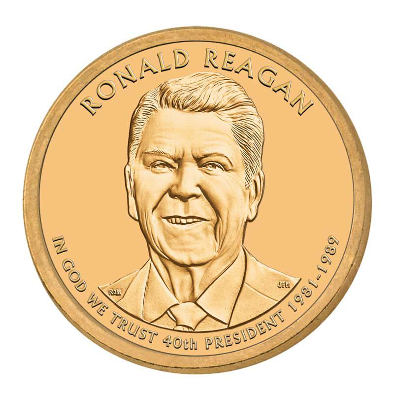 The United States Presidents Coin Collection PCP 2