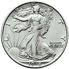 The Complete Walking Liberty Silver Half Dollar Collection WLS 1