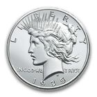 The First and Last Year of Issue Peace Silver Dollars PFL 2
