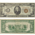 The Complete Set of World War II Emergency Currency AEI 3