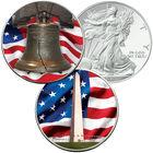 Symbols of Liberty American Eagle Silver Dollars SYL 1