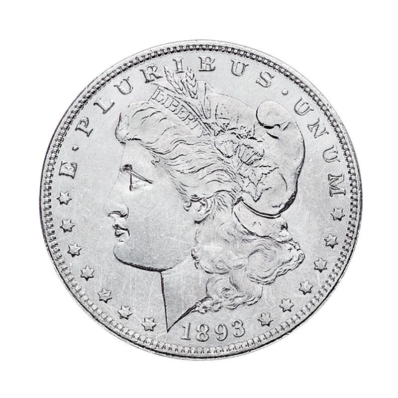 The Ultimate Morgan Silver Dollar Collection MDU 2
