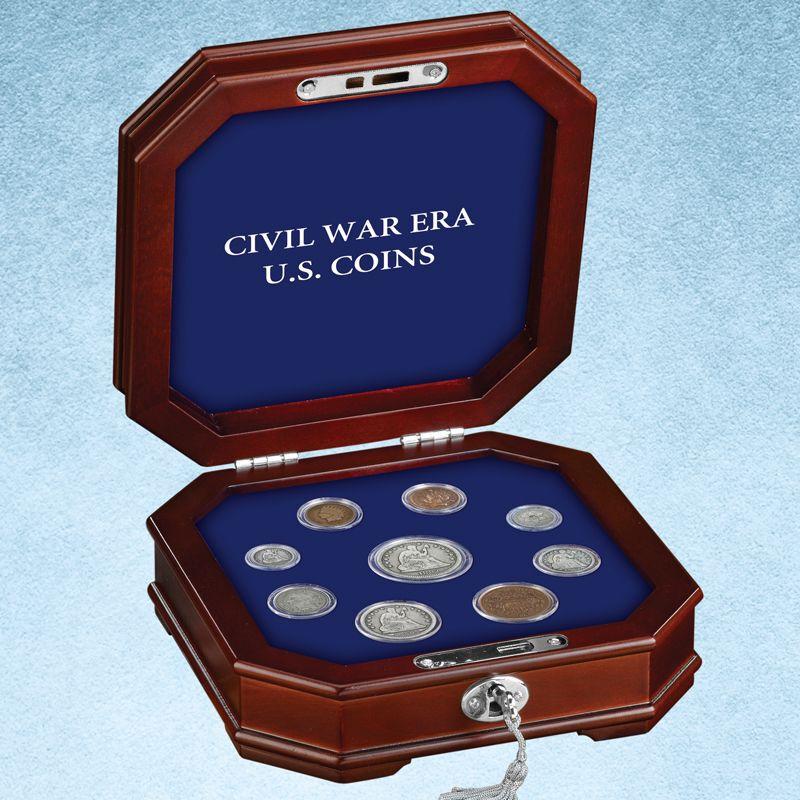 Civil War Era US Coins CWO 2