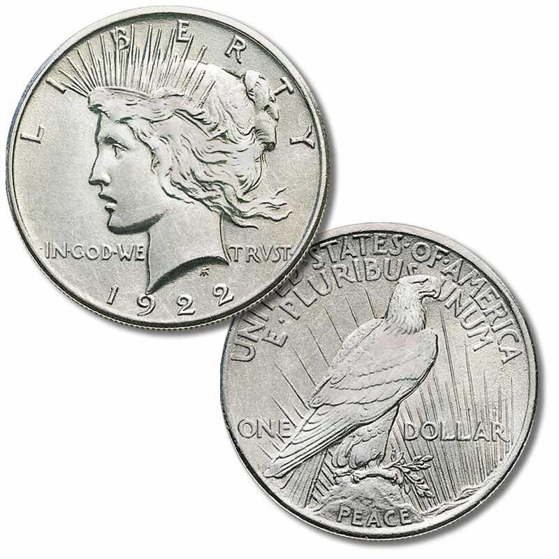 Americas Silver Dollars TCD 2