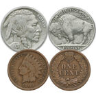 fifty years of us indian head coins BPS a Main