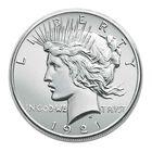 uncirculated peace silver dollar 100th anniversary PCN a main