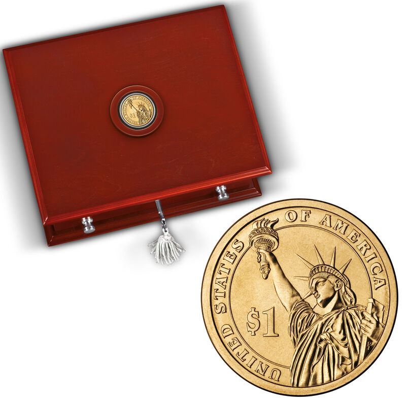 statue of liberty coin and stamp collection SCD g Dollar