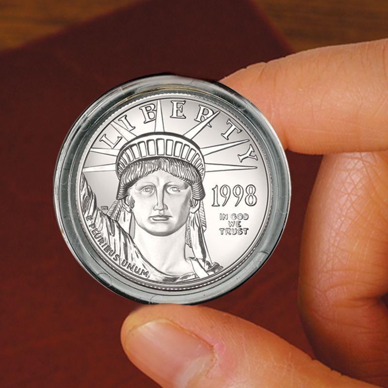 The American Eagle Precious Metal Collection PGS 9