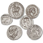 Silver Coins of the Ancient World ASC 1