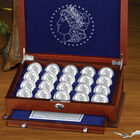 The Uncirculated Morgan Silver Dollars Collection MUC 2